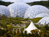 Three Biomes of the Eden Project  Largest Greenhouses in the World