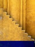 Tlaxcala Stairway at Parroquia De San Jose