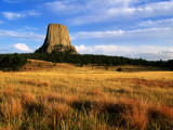 Devils Tower from Northwest