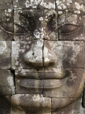 Detail of Face Towers at Bayon