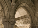 Rosslyn Chapel Interior Detai