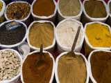 Spices for Sale  Anjuna Market