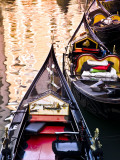 Gondolas on Canal in San Marco