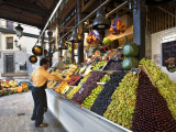 Fruit Stall at San Miguel Market