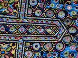 Colourful Embroidery Detail