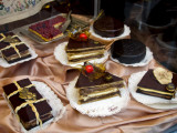 Special Pastries at Sandri  Passeggiata  Corso Vannucci