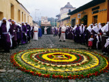 Biblical Re-Enactment  Samana Santa (Holy Week) Celebrations