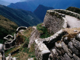 Terraced Ruins on the Inca Trail