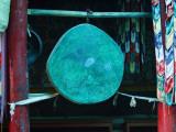 Drum at Matho Monastery