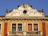 Architecture on Strada Dacia