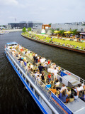 Cruise on River Spree