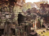 Temple Ruin at Preah Khan