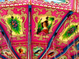 Inside Ceiling Detail of Carousel