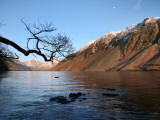Wast Water Below Scaffel Pike