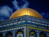 Dome of the Rock  Old City of Jerusalem