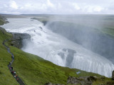 Gullfoss Waterfall on River Hvita