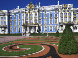 Pushkin Palace  Tsarskoie Selo