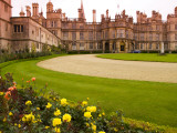 Burghley House Stately Home