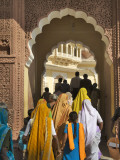 Visitors Entering Mehrangarh Fort