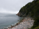 Beach at Middle Head  Cape Breton Highlands National Park  Cabot Trail Near Ingonish