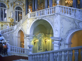 Staircase in the State Hermitage Museum