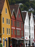 Old Buildings in Bryggen