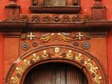 Mission San Miguel Viejo Doorway Detail