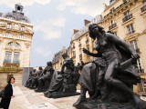 Statues Outside Musee D&#39;Orsay