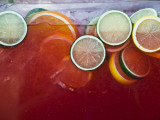 Citrus Drink Mural Detail at New Mexico State Fair