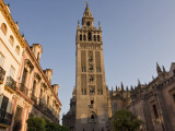 La Giralda Tower at Seville Cathedral
