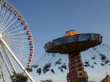 Amusement Rides on Navy Pier