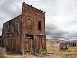 Old Building in Ghost Town