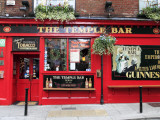 The Temple Bar Pub in Temple Bar Area