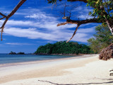 Tropical Beach on Nosy Iranja
