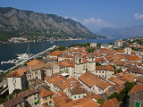 St Tryphon&#39;s Cathedral  Stari Grad (Old Town) and Bay of Kotor