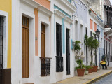 Colourful Houses in Old San Juan