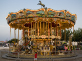 Merry-Go-Round at Saintes-Maries-De-La-Mer