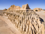 Walls of China&#39; Sand Formations