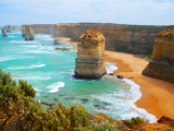The Twelve Apostles Stone Formations