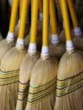 Brooms Made in Traditional Way from Millet  Tumut Broom Factory