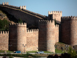 Medieval City Wall of Avila