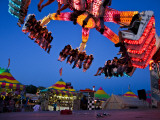 New Mexico State Fair Amusement Ride