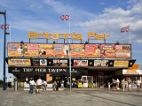 Britannia Pier on Marine Parade