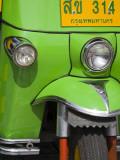 Tuk Tuk Taxi Detail