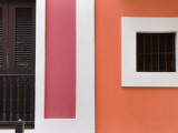 Colourful Doorway in Old San Juan