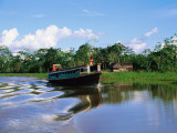 Rio Yanayacu Water Taxi on Nine-Hour Journey Through the Amazon to Iquitos