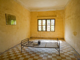Former Prison Cell for Khmer Rouge Victims Captured and Tortured at Security Prison S-21