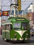 Pleasure Beach Tramcar