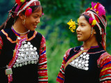 Vietnam's Ethnic Ha Nhi Co Cho (Hanhi) are Distant Cousins of Akha of Thailand  Laos and Myanmar