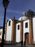 Virgin of the Pine Church (Basilica De La Virgen Del Pino) in Plaza Nuestra Senora Del Pino
